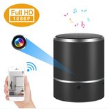 WiFi IP Spy Camera Bluetooth speaker draaibare camera_