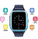 4G GPS horloge kind - WIFI, SOS, bellen en videobellen_