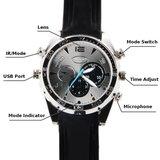 Full HD spy horloge met nachtvisie 16GB_