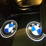 BMW LED logo portier projector_