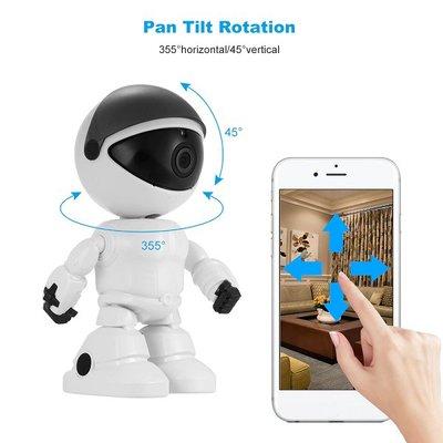 Robot Wifi Spy Camera - Ideaal voor de kinderkamer!