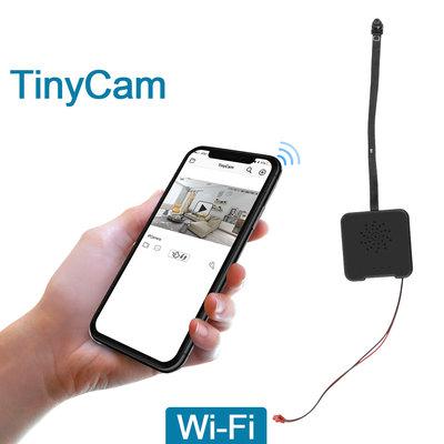 Wifi IP spy camera inbouwmodule met bewegingsdetectie