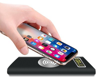 Wifi spy camera draadloze oplader