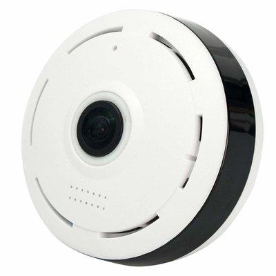 360 draaibare Plafond - wand wifi IP camera met nachtvisie
