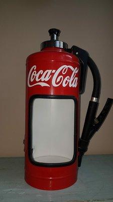 Coca Cola brandblusser met led verlichting