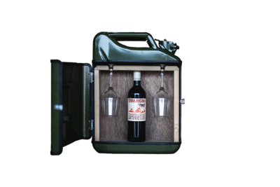 Jerrycan Bar 20L - Model 2 - Wijn