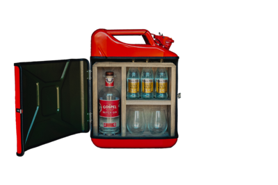 Jerrycan Bar 20L - Model 3 - Gin