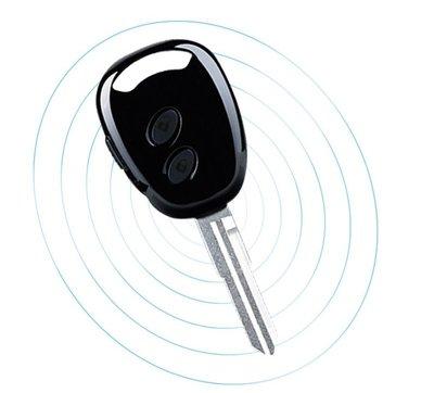 Autosleutel voice recorder mp3 speler 8GB met geluidsdectie