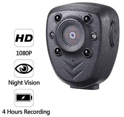 Bodycam - Body camera - 16GB - Nachtvisie