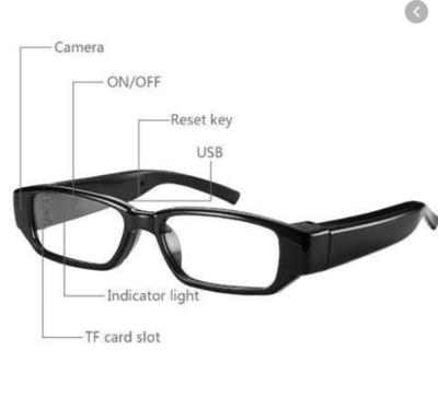 Spy bril met camera 1080P | camerabril 1080P