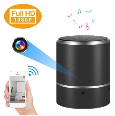 WiFi IP Spy Camera Bluetooth speaker draaibare camera