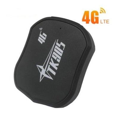 GPS tracker 4G magnetisch, waterdicht IP65, meeluister functie