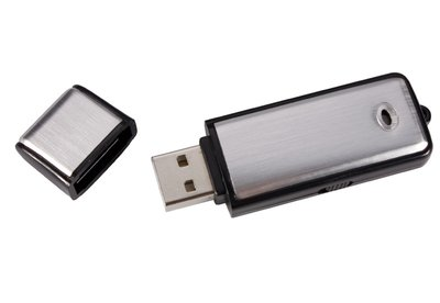 8GB USB stick voice recorder
