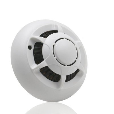 Wifi IP spy camera rookmelder