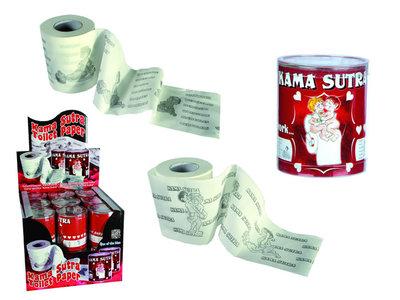 Toiletpapier Kamasutra
