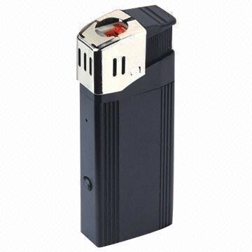 Gloeidraad HD Spy Camera Aansteker