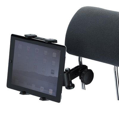 Swing Universele tablet autohouder - Hoofdsteun tablethouder