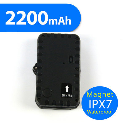 Heavy duty GPS tracker - IP-X7 waterproof