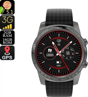 Allcall W1 android 5.1 Smartwatch 16GB rom