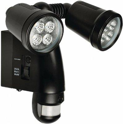 Led buitenlamp camera met bewegingsdetectie