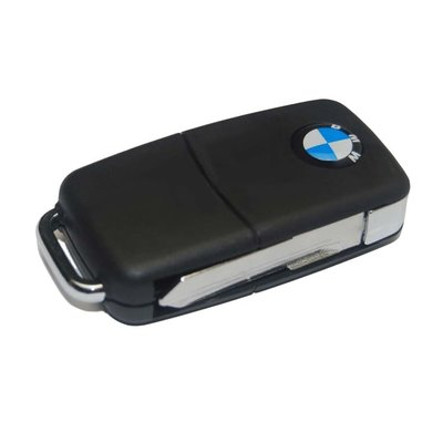 Spy camera BMW autosleutel met bewegingsdetectie