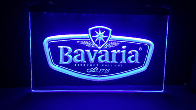 Bavaria LED bord