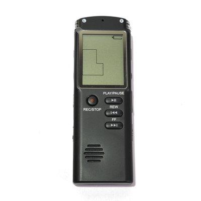 8GB memo recorder mp3 speler