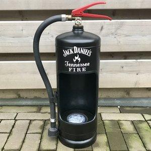 Brandblusser Jack Daniels met Led verlichting - model 2