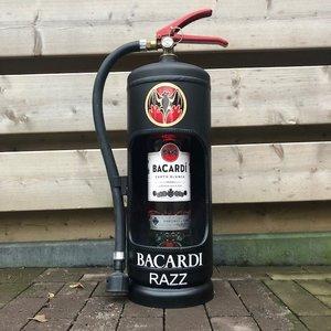 Brandblusser Bacardi met Led verlichting