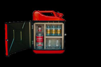 Jerrycan Bar 20L - Model 3 - Gin