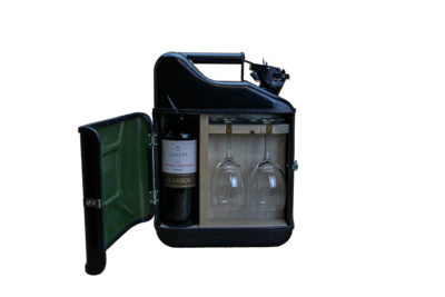 Jerrycan Bar 10L - Model 2 - Wijn