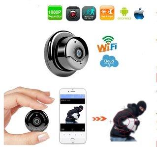 Mini wifi camera met intercom functie