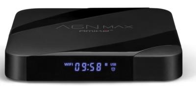 Amiko A6N Max 4K - OTT - Android - IPTV box