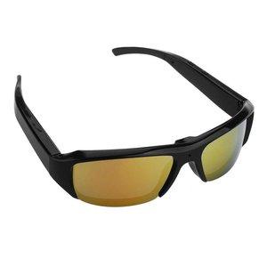Spy camera zonnebril 720p - Gele glazen