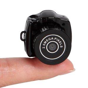 Mini camera - Kleinste ter wereld