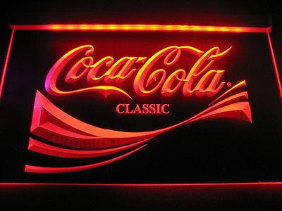 Coca Cola Led bord