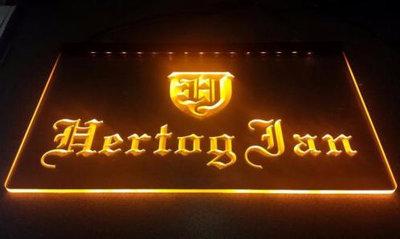 Hertog Jan LED bord