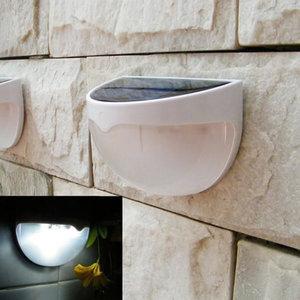 LED buitenlamp zonne energie