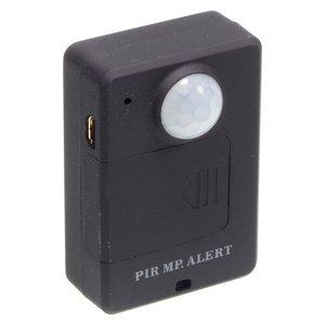 Afluisterapparaat - GSM spy bug met bewegingsdetectie